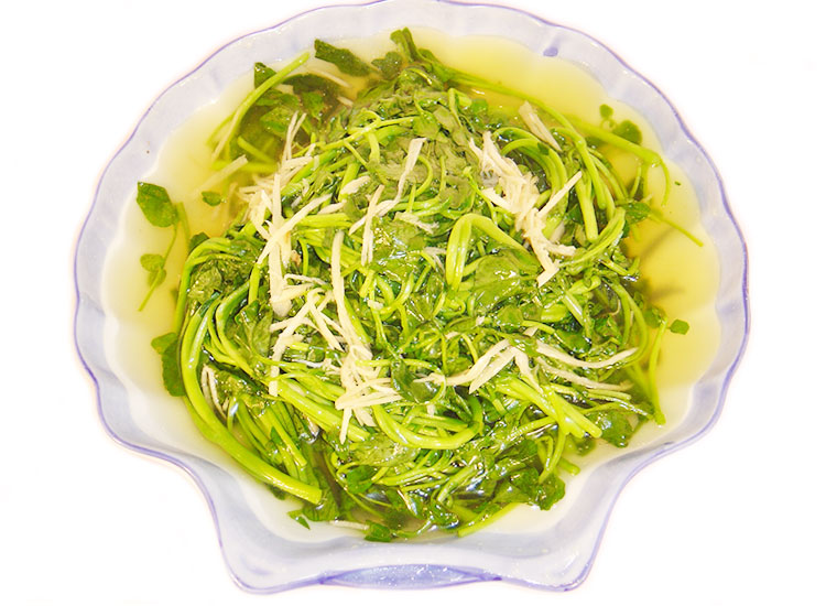鹽水西洋菜 Sauteed Watercress